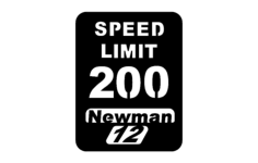 speed limit sign Free Gcode .TAP File for CNC