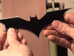 batarang Free Gcode .TAP File for CNC