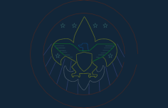 boy scouts Free Gcode .TAP File for CNC