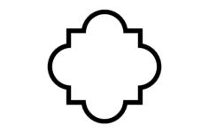 circles Free Gcode .TAP File for CNC