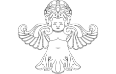 fairy Free Gcode .TAP File for CNC