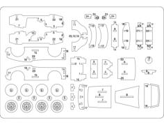 car laser Free Gcode .TAP File for CNC