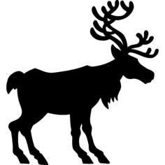 animal Free Gcode .TAP File for CNC