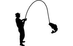 fisherman Free Gcode .TAP File for CNC