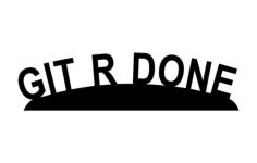 gitrdone Free Gcode .TAP File for CNC