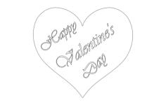 valentine  Free Gcode .TAP File for CNC