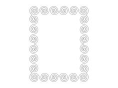 frame-5 Free Gcode .TAP File for CNC