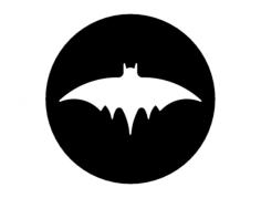 bat Free Gcode .TAP File for CNC