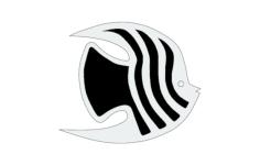 fish ac 1 Free Gcode .TAP File for CNC