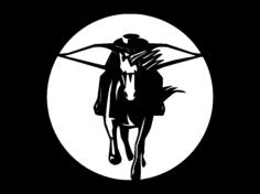fleeing bandit Free Gcode .TAP File for CNC