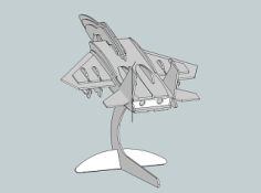 f15 Free Gcode .TAP File for CNC