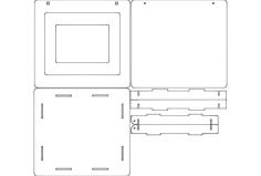 son hal pencerel kutu Free Gcode .TAP File for CNC