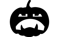 halloween 8 Free Dxf File for CNC