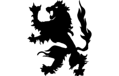 dragon Free Dxf File for CNC