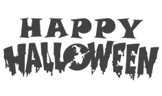 happy halloweer Free Dxf File for CNC