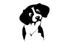 beagle 2 Free Dxf File for CNC