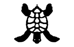 turtle 2 Free Dxf File for CNC