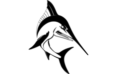 marlin Free Dxf File for CNC