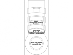 circular-calender-clock-center-2-pc.-6x14y Free Dxf File for CNC