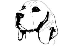beagle 3 Free Dxf File for CNC