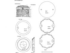 round keepsake box Free Dxf File for CNC