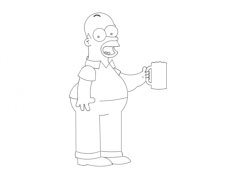 homer Free Dxf File for CNC