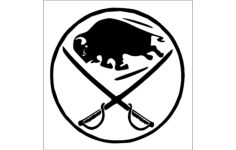 buffalo Free Dxf File for CNC