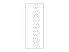 kap Free Dxf File for CNC