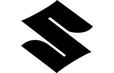 suzuki Free Dxf File for CNC
