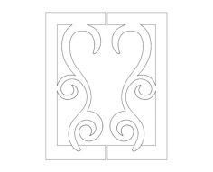 design Free Dxf File for CNC