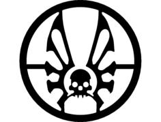 vampier Free Dxf File for CNC
