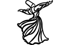 semazen 2 Free Dxf File for CNC