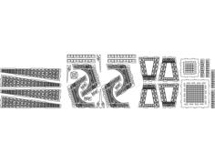 eifelturm-3mm Free Dxf File for CNC