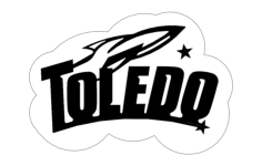 toledo rockets Free Dxf File for CNC
