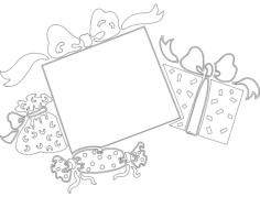 festive stuff 3 Free Dxf File for CNC