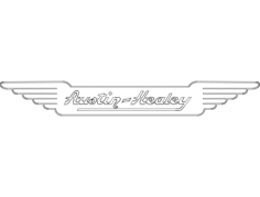austin healey Free Dxf File for CNC