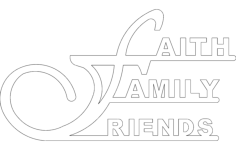 faith family friends Free Dxf File for CNC