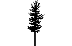 trees and plants 22 Free Dxf File for CNC