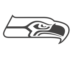 seahawks Free Dxf File for CNC