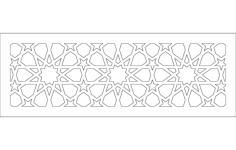 10 kollu güneş ruası Free Dxf File for CNC