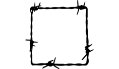 wire frame Free Dxf File for CNC
