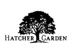 hatcher logo 300 Free Dxf File for CNC