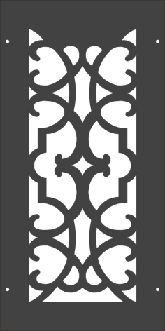 renaissance pattern Free Dxf File for CNC
