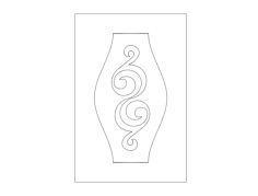 door design modern Free Dxf File for CNC