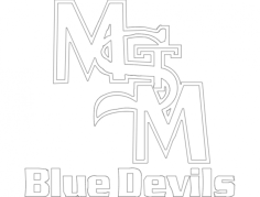 bluedevils Free Dxf File for CNC