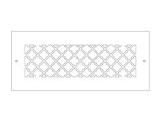 14×6 new pattern Free Dxf File for CNC