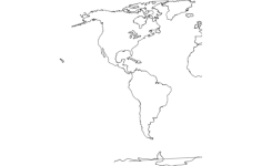 world lt half Free Dxf File for CNC