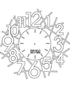 r7vjrk7d Free Dxf File for CNC