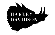 harley hog Free Dxf File for CNC