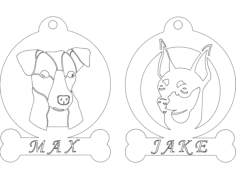 max jake Free Dxf File for CNC